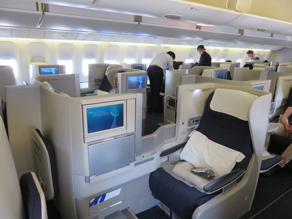 Review Of British Airways Flight From Tokyo To London In