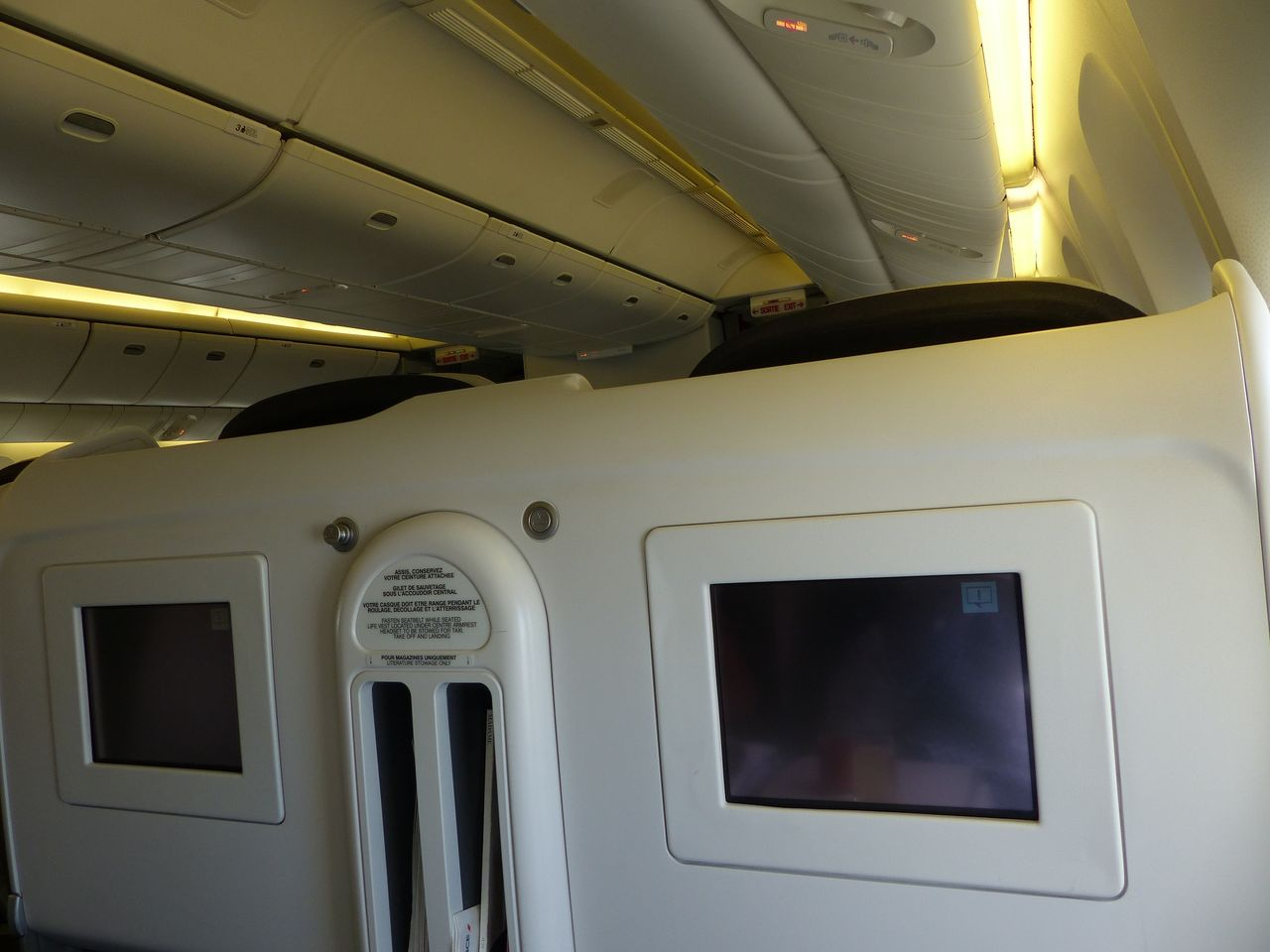 Avis du vol air france paris cayenne en affaires for Air france vol interieur