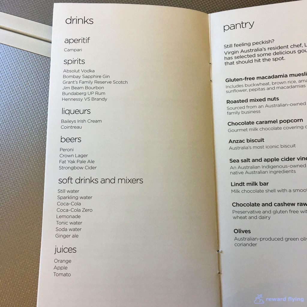 photo va694 menu bev 3