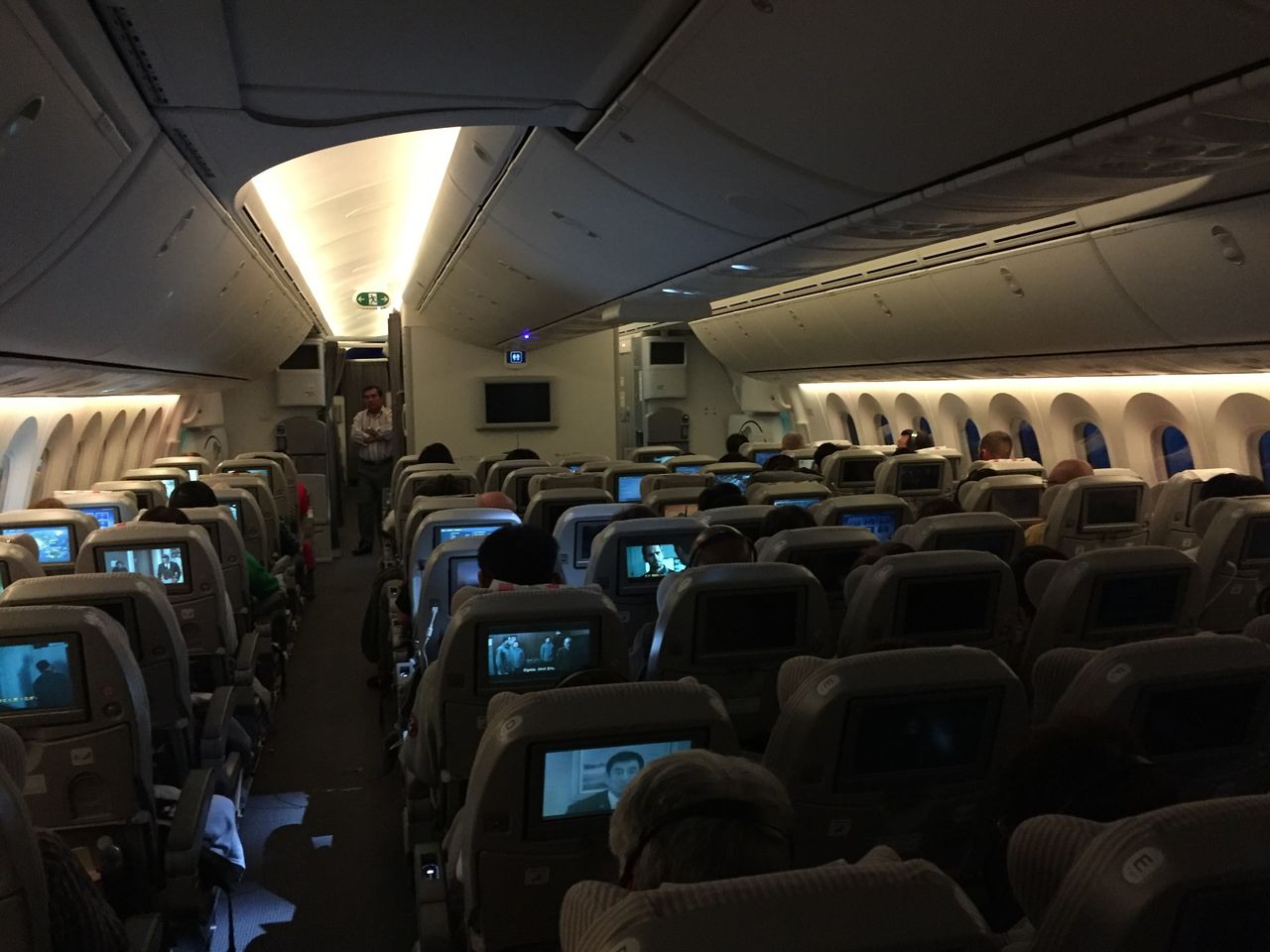Review Of Japan Airlines Flight From San Diego To Tokyo In