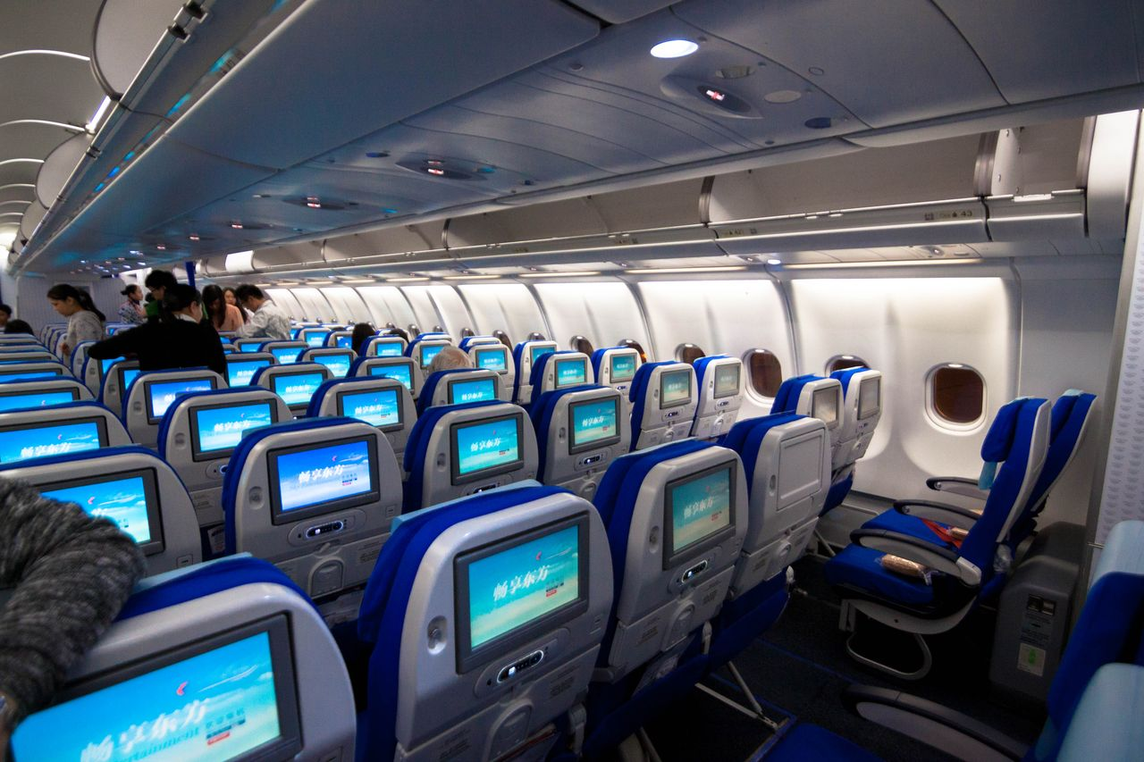 Review Of China Eastern Flight From Singapore To Shanghai